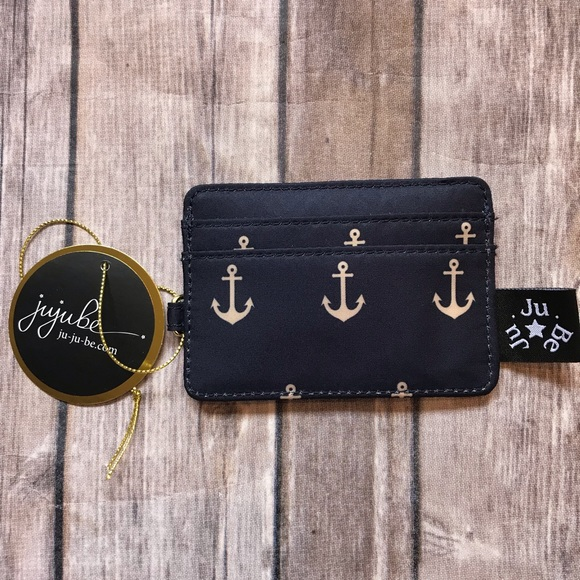 53a4f2c8a Ju-Ju-Be Bags | Jujube Be Charged Credit Card Holder | Poshmark